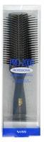 """Vess """"Skelton brush"""" Профессиональная расческа для укладки волос, с антибактериальным эффектом, цвет ручки серый."""