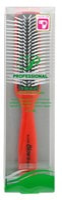 """Vess """"Blow brush C-130"""" Профессиональная щетка для укладки волос C-130, цвет ручки красный."""