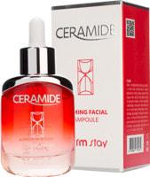 "FarmStay ""Ceramide Firming Facial Ampoule"" Укрепляющая ампульная сыворотка для лица с керамидами, 35 мл."