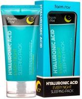 "FarmStay ""Hyaluronic Acid Every Night Sleeping Pack"" Ночная маска с гиалуроновой кислотой, 120 мл."