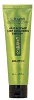 """L.Sanic """"Hair & Scalp Deep Cleansing Refresh Shampoo"""" Освежающий шампунь для глубокого очищения волос и кожи головы, 120 мл."""