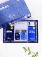 "Jigott ""Facis Homme Everyday Fresh skin care 2 set"" Подарочный набор для мужчин увлажняющий, тонер, эмульсия, 1 шт."