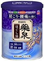 """Earth Biochemical """"Bath Roman термальный источник"""" Согревающая соль для ванны с восстанавливающим эффектом, с экстрактом дудника, аромат трав, 750 гр."""