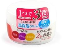 "Meishoku ""Meishoku Emolient Extra Cream"" Увлажняющий крем c церамидами и коллагеном, 110 гр."