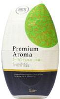 """ST """"Shoshu-Riki"""" Жидкий освежитель воздуха для комнаты, с современным освежающий ароматом молодой зелени, 400 мл."""