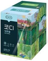 Ssangyong Двухслойные бумажные салфетки «Природа», 230 шт. х 6 уп.