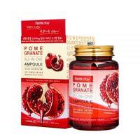 "FarmStay ""Pomegranate All-In-One Ampoule"" Многофункциональная ампульная сыворотка с экстрактом граната, 250 мл."