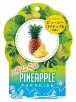 """Kokubo """"Novopin Aloha"""" Соль для принятия ванны, с ароматом ананаса, 40 гр."""