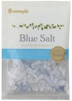 """Kokubo """"Bath Salt Novopin Natural Salt"""" Голубая морская соль из залива Шарк-Бэй, с эфирными маслами, для принятия ванны, 1 пакет * 50 гр."""