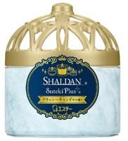 """ST """"Shaldan"""" Гелевый освежитель воздуха, для комнаты и туалета, """"Элегантная свеча"""", 260 гр."""