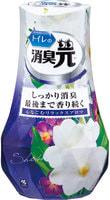 """Kobayashi """"Shoshugen for Relaxing Aroma"""" Жидкий дезодорант для туалета, с успокаивающим цветочным ароматом, 400 мл."""