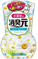 "Kobayashi ""Shoshugen for Room Chamomile"" Жидкий дезодорант для комнаты, с ароматом ромашки, 400 мл."