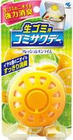 "Kobayashi ""Gomi Sawaday"" Ароматизатор для мусорного ведра, с ароматом лимона и лайма, 2,7 мл."