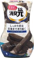 """Kobayashi """"Shoshugen for Room Charcoal"""" Жидкий дезодорант для комнаты, с древесным углем, 400 мл."""