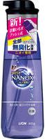"""Lion """"TOP Super Nanox"""" Гель для стирки, концентрат для контроля за неприятными запахами, флакон с помпой, 400 гр."""