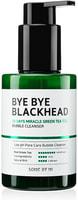 "Some By Mi ""30 Days Miracle Green Tea Tox Bubble Cleanser"" очищающая маска-пенка от чёрных точек, 120 г."