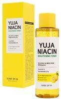 "Some By Mi ""Yuja Niacin 30 Days Miracle Brightening Toner"" выравнивающий тонер с экстрактом юдзу, 150 мл."