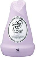 """Kobayashi """"Sawaday Happy Parfum Mauve"""" Освежитель воздуха для комнаты, цветочно-фруктовый аромат с элегантными нотками цитрусовых и жасмина, 150 гр."""