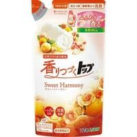 """Lion """"Top Sweet Harmony"""" Жидкое средство для стирки белья, с нежным ароматом цветов и фруктов, мягкая упаковка, 720 гр."""