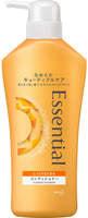 """KAO """"Essential Smart Repair"""" Восстанавливающий кондиционер для поврежденных волос, с фруктово-цветочным ароматом. 480 мл."""