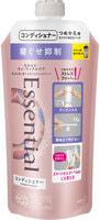 """KAO """"Essential Smart Style"""" Кондиционер для волос, для легкого расчесывания и укладки по утрам, с аква-цветочным ароматом, мягкая упаковка, 340 мл."""