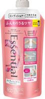 """KAO """"Essential Smart Arrange"""" Кондиционер для волос, подвергающихся термоукладке, с цветочным ароматом, мягкая упаковка, 340 мл."""