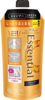"""KAO """"Essential Smart Repair"""" Восстанавливающий шампунь для поврежденных волос, с фруктово-цветочным ароматом, мягкая упаковка, 340 мл."""
