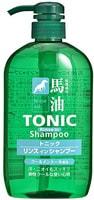 "Cosme Station """"Horse Oil Tonic Rinse in Shampoo"" Тонизирующий шампунь-кондиционер для мужчин, с лошадиным маслом и ароматом ментола, 600 мл."