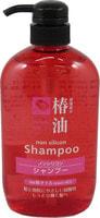 """Cosme Station """"Tsubaki Oil Damage Care Shampoo"""" Шампунь для ухода за поврежденными волосами, с натуральным маслом камелии, 600 мл."""