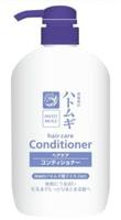 """Cosme Station """"Hatomugi Hair Care Conditioner"""" Кондиционер для волос, с экстрактом бусенника и гиалуроновой кислотой, 600 мл."""