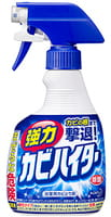 KAO «HAITER» Спрей-пенка для удаления и предотвращения плесени в ванной и на кухне, 400 мл.