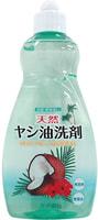 """Kaneyo Жидкость """"Kaneyo"""" для мытья посуды, с кокосовым маслом, 550 мл."""