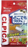 Life-do Сменные блоки липкой ленты для чистки полов универсальные, 90 листов по 160 мм, 3 рулона.