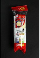 Life-do Сменный блок липкой ленты для чистки ковров и удаления пылевого клеща, усиленный, 90 листов по 160 мм, 1 шт.