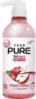 """Pigeon """"Pure apple balm - Яблоко"""" Средство для мытья посуды, концентрированное, 750 мл."""