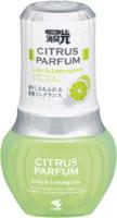 """Kobayashi """"Shoshugen for Room Citrus Parfum Lime & Lemongrass"""" Жидкий дезодорант для комнаты, с освежающим ароматом лайма и лемонграсса, 400 мл."""
