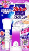 """Kobayashi """"Bluelet Stampy Relaxing Aroma"""" Дезодорирующий очиститель-цветок для туалетов, цветочный аромат, 28 гр."""