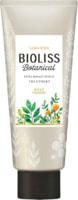 """Kose Cosmeport """"Bioliss Botanical Extra Damage Repair"""" Восстанавливающая маска для поврежденных волос, содержащая натуральные и растительные ингредиенты, с цветочно-фруктовым ароматом, 200 гр."""