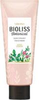 """Kose Cosmeport """"Bioliss Botanical Sleek Straight"""" Разглаживающая и выпрямляющая маска для волос, содержащая натуральные и растительные ингредиенты, с цветочно-фруктовым ароматом, 200 гр."""