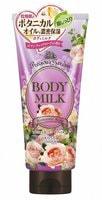 """Kose Cosmeport """"Precious Garden Body Milk Romantic Rose"""" Молочко для тела питательное и увлажняющее, на основе растительных масел и экстрактов, с нежным ароматом розы, 200 гр."""