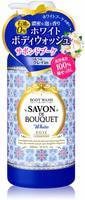"""Kose Cosmeport """"Savon De Bouquet"""" Освежающее мыло на растительной основе, с фруктово-цветочным ароматом, 500 мл."""