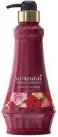 "SPR Japan ""Samourai Woman Premium"" Кондиционер для волос восстанавливающий и увлажняющий, с великолепным ароматом роз, 550 мл."