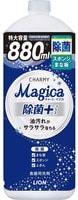 """Lion """"Charmy Magica+"""" Средство для мытья посуды, концентрированное, аромат зеленых цитрусовых, 880 мл."""