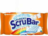 """Nissan """"Laundry ScruBar"""" Хозяйственное мыло для стирки, кусок, 150 г."""