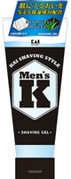 "KAI ""Men's K Shaving Style"" Гель для бритья, с протеинами шёлка и Алоэ, 205 г."