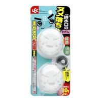 LEC Таблетки для очистки сливных сеточек в кухонной раковине, 2 таблетки по 30 г.