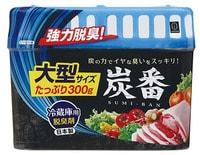 """ST """"Dashshuutan"""" Желеобразный дезодорант с древесным углем """"Бинчотан"""" для основной камеры холодильника, 300 гр."""