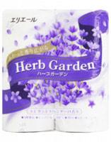 """Daio Paper Japan """"Herb Garden"""" Туалетная бумага трехслойная, аромат лаванда, 4*30 м."""