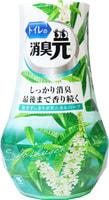 """Kobayashi """"Shoshugen Botanical Herbs"""" Жидкий дезодорант для туалета """"Ботаника"""", с ароматом вербены, мускуса и цитрусовых, 400 мл."""