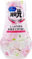 """Kobayashi """"Shoshugen Whitey Floral"""" Жидкий дезодорант для туалета """"Белые цветы"""", с цветочно-фруктовым ароматом, 400 мл."""